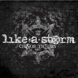 Chaos Theory, Pt. 1 Album Cover