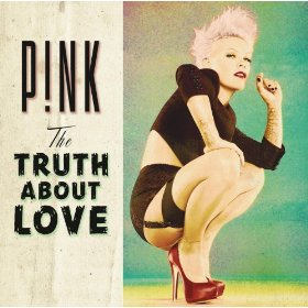The Truth About Love Album Cover