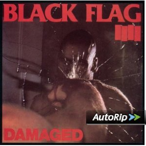 Damaged Album Cover