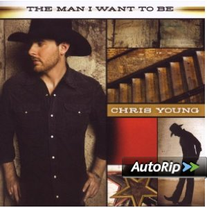 The Man I Want to Be Album Cover