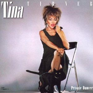 Private Dancer Album Cover