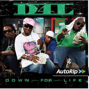 Down for Life Album Cover