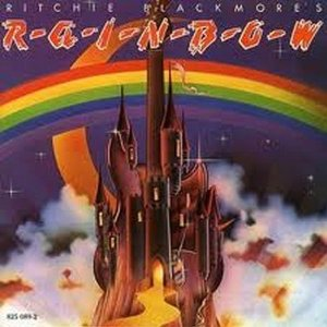 Ritchie Blackmore's Rainbow Album Cover