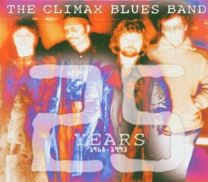 25 Years: 1968-1993 Album Cover