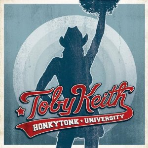 Honkytonk University Album Cover