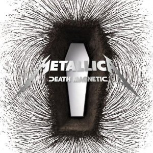 Death Magnetic Album Cover
