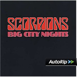 Big City Nights Album Cover