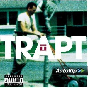 Trapt Album Cover