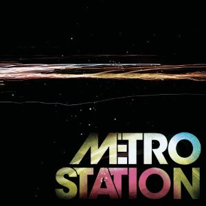 Metro Station Album Cover