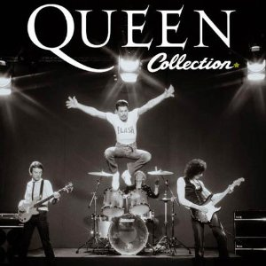 The Queen Collection Album Cover