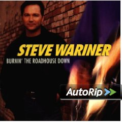 Burnin' the Roadhouse Down Album Cover