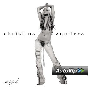 Stripped Album Cover