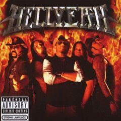 Hellyeah Album Cover