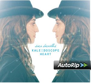 Kaleidoscope Heart Album Cover
