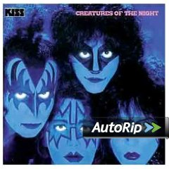 Creatures of the Night Album Cover