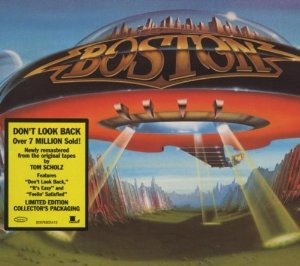 Don't Look Back Album Cover