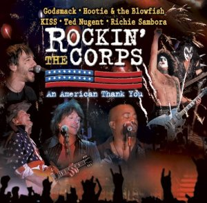 Rockin' the Corps: An American Thank You Album Cover