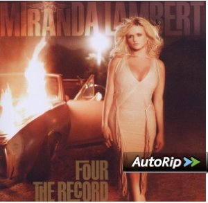 Four the Record Album Cover