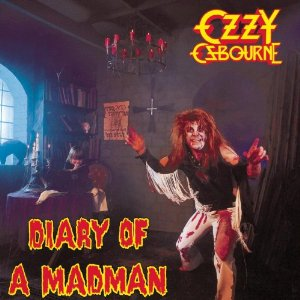Diary of a Madman Album Cover