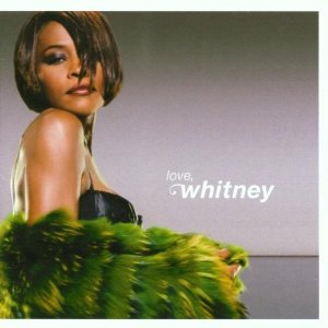 Love, Whitney Album Cover