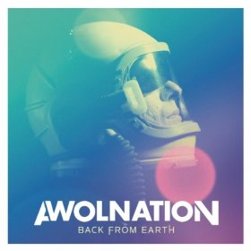 Back from Earth Album Cover