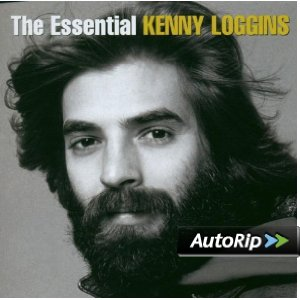 The Essential Kenny Loggins Album Cover