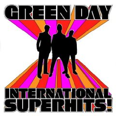 International Superhits! Album Cover