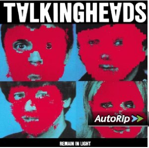 Remain in Light Album Cover