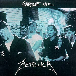 Garage Inc. Album Cover