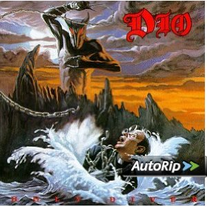 Holy Diver Album Cover