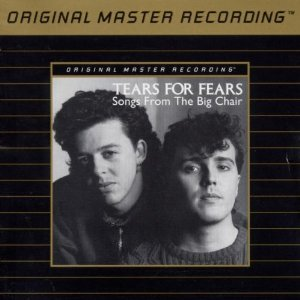 Songs From the Big Chair (Tears for Fears)