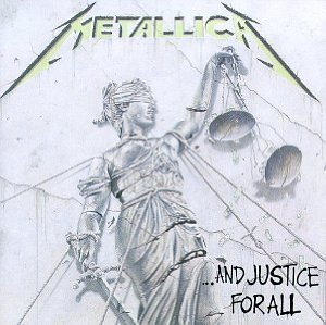 …and Justice for All Album Cover