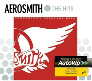 Aerosmith's Greatest Hits Album Cover