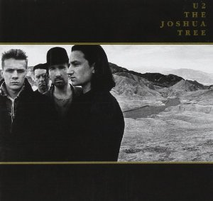 The Joshua Tree Album Cover