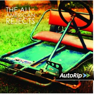 The All-American Rejects Album Cover