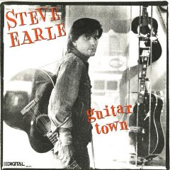 Guitar Town Album Cover