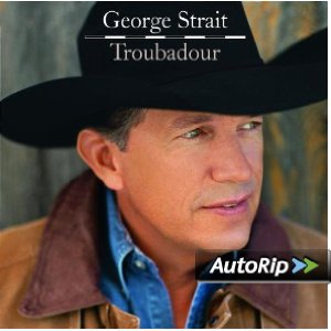 Troubadour Album Cover