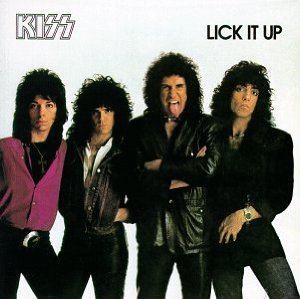 Lick It Up Album Cover