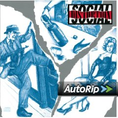 Social Distortion Album Cover