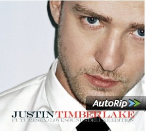 FutureSex/LoveSounds: Deluxe Edition Album Cover