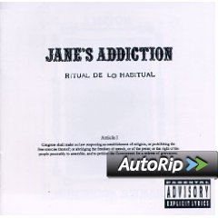 Ritual de lo habitual (Jane's Addiction)