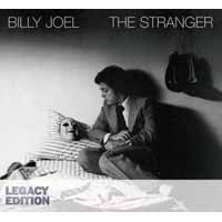The Stranger (bonus disc) Album Cover