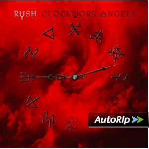 Clockwork Angels Album Cover