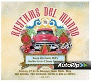 Rhythms del Mundo: Cuba Album Cover