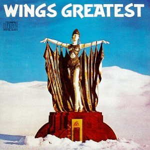 Wings Greatest Album Cover