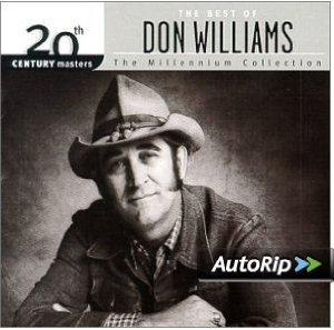 20th Century Masters: The Millennium Collection: The Best of Don Williams Album Cover