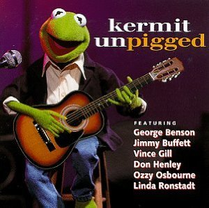 Kermit Unpigged Album Cover