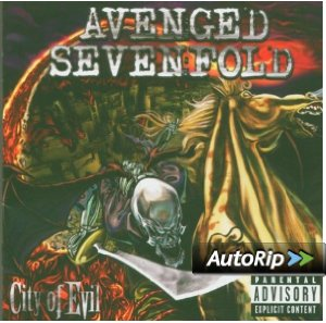 City of Evil Album Cover