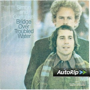 Bridge Over Troubled Water Album Cover