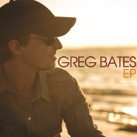 Greg Bates EP Album Cover